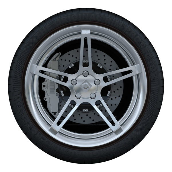 rim wheel protector black ice
