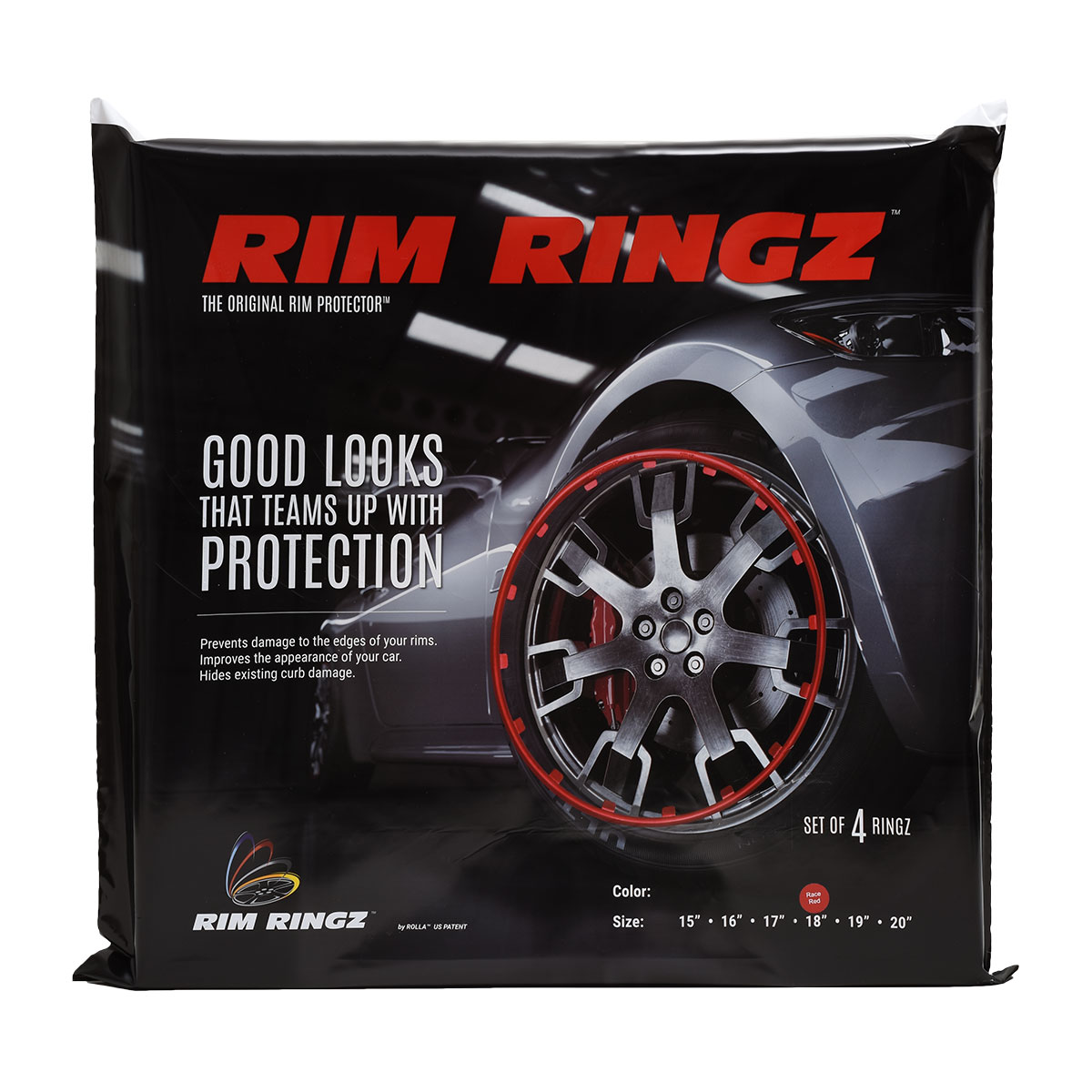 Best Alloy Wheel Rim Protector Set Rim Ringz